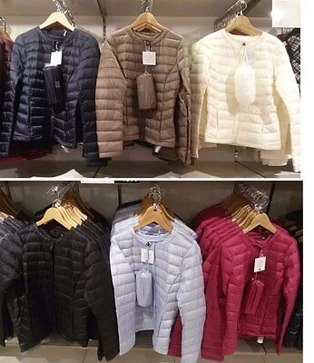 UNIQLO Women ULTRA LIGHT DOWN COMPACT JACKET w/ Pouch Choose Colors NEW 173347