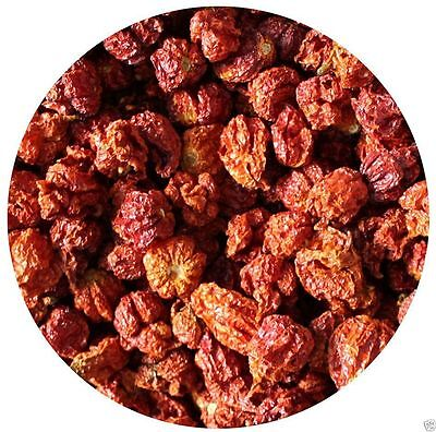 CAROLINA REAPER (WHOLE DRY) WORLD'S HOTTEST CHILLI 10g-30g-50g-100g -  ozSpice