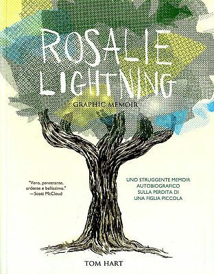 Rosalie Lightning - A Graphic Memoir