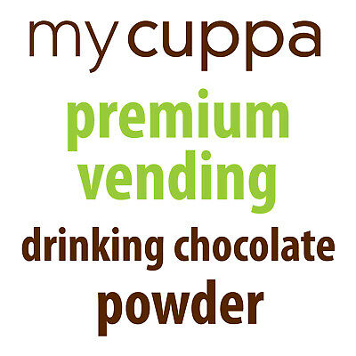 NEW Premium Vending Chocolate Powder - 750g with flow agents