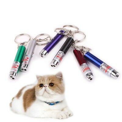 Cat Laser Pointer Toy a 2in1 BONUS!! LED Torch Light & Fun Interactive Lazer