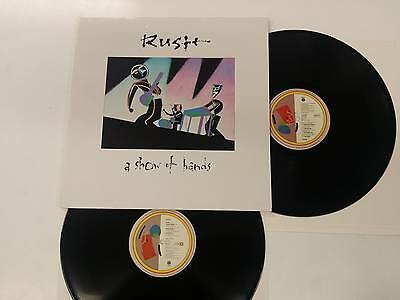 Rush A Show Of Hands 2Lp 1989