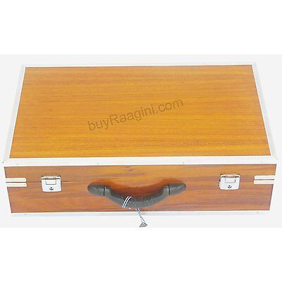 Dorp Harmonium 3 Reeds, 9 Scale Changer, 9 Stop,37 Keys - Comes with Book & Bag