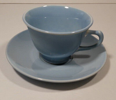 Luray Pastels Blue Cup And Saucer
