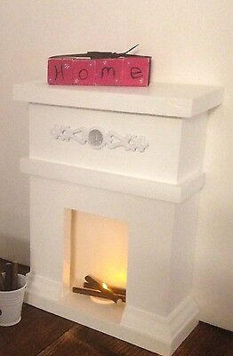 """18"""" doll furniture, Fireplace Only"""
