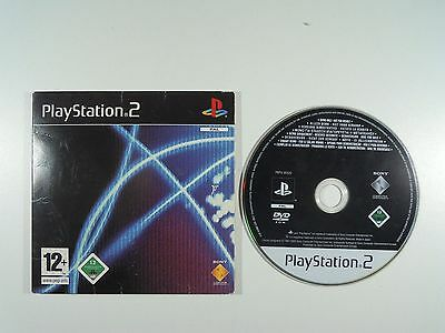 Sony Playstation 2 PS2 Demo Disc PBPX-95520 FREE POST