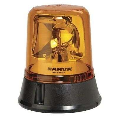Narva Rotating Beacon Amber Optimax 85650A