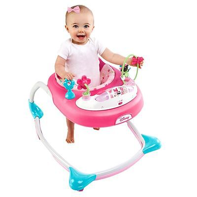 Disney Baby Minnie Mouse ™ Bows and Butterflies Walker - Brand New