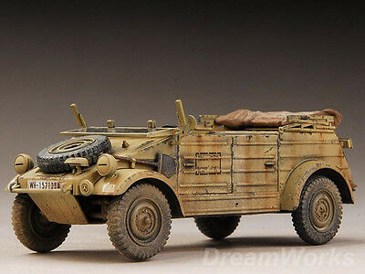 Panzer Art 1//35 VW Kubelwagen German Military Car WWII Canvas Cover RE35-385