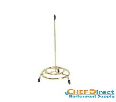 NEW Check Spindle Brass Finish Receipts Holder - FREE SHIPPING!!!