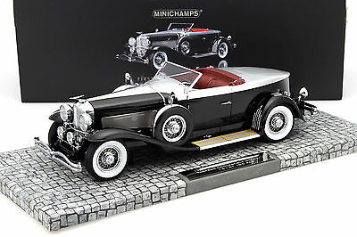 1929 Duesenberg Model J Coupe in 1:18 Scale by Minichamps 107150431