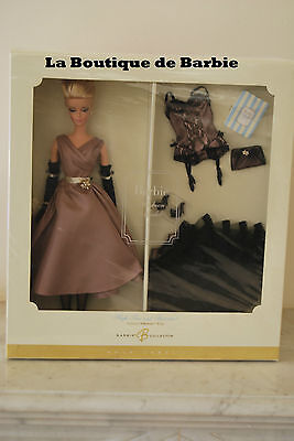 High Tea And Savories Barbie Doll Giftset, Barbie Fashion Model Collection, Nrfb