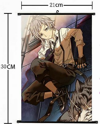 Japan Anime Bungou Stray Dogs home decor  Wall Scroll Poster cosplay 679