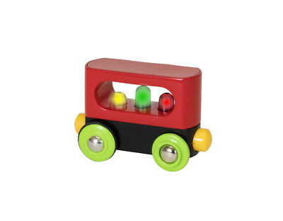 My First Light Up Wagon by Brio