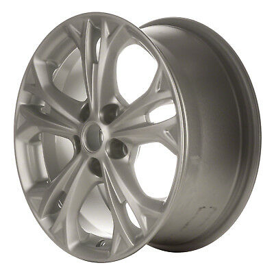 Refinished Ford Fusion 2012-2012 17 inch Wheel, Rim OE