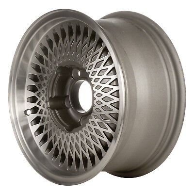 Refinished Chevrolet Caprice 1991-1996 15 inch Wheel, Rim, Machined w/Charcoal