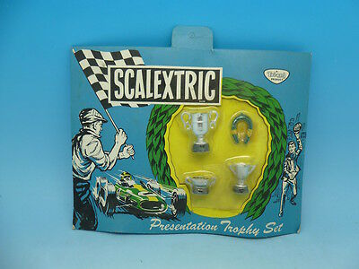 A263 Scalextric Presentation Trophy Set, complete in original packaging
