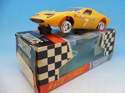 C7 Scalextric Lamborghini mint unused boxed example from USSR