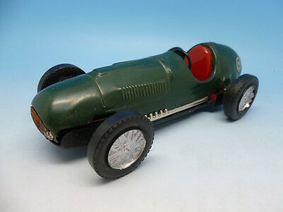 Scalextric Tinplate Can in Green No9