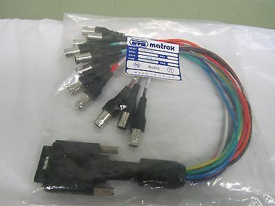 New Matrox Y16171-00 BREAKOUT CABLE
