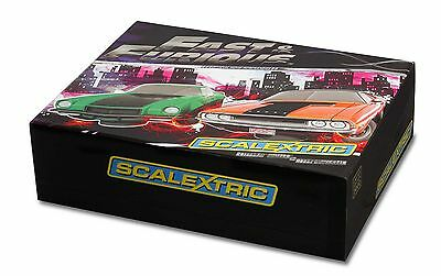 Scalextric C3373A The Fast and The Furious Set