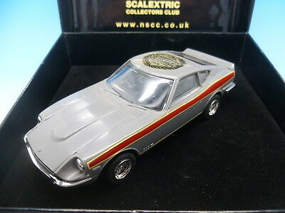 Scalextric Rare Type2 Datsun 260Z NSCC Limited Edition of 170