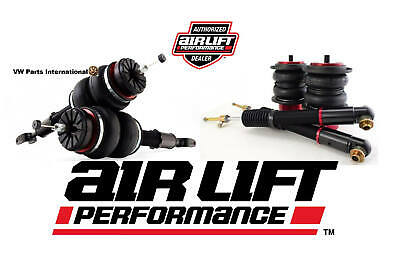 Audi A6 S6 RS6 C6 Air Lift Front & Rear Performance Air Ride Suspension Kit