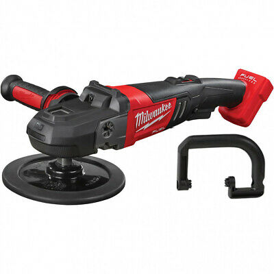 "Milwaukee M18 FUEL CORDLESS 7"" Variable Speed Polisher (Bare Tool) 2738-20"