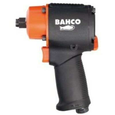 "Bahco Air Impact Wrench 1/2""Sq Drive Stubby Twin Hammer 678Nm BPC813"