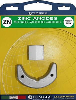 OMC JOHNSON EVINRUDE 50-75HP Outboard Anode Kit Engine Marine Zinc Anodes *NEW*