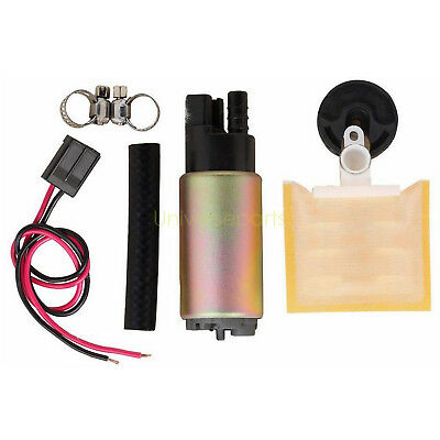 New Universal In-Tank offset Inlet EFI Fuel Pump For Nissan Mitsubishi Toyota