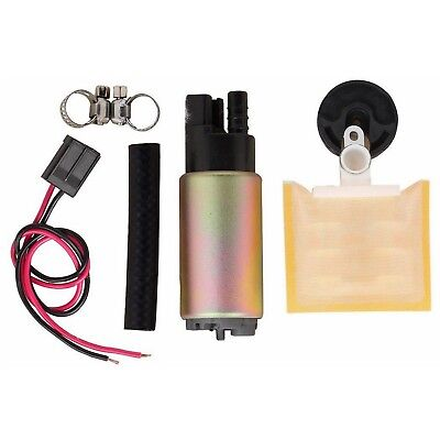 New Universal In-Tank EFI Fuel Pump & Install Kit  #382 Electrical New