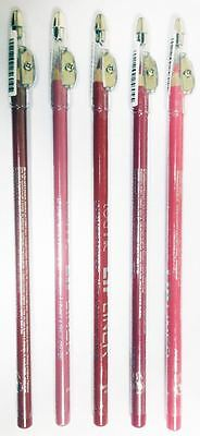 Technic Dark Red Lip Liner Pencil & Sharpener