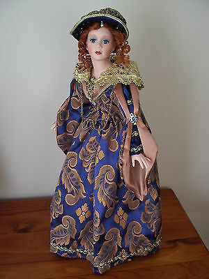 Hillview Lane Porcelain Doll named Stephanie