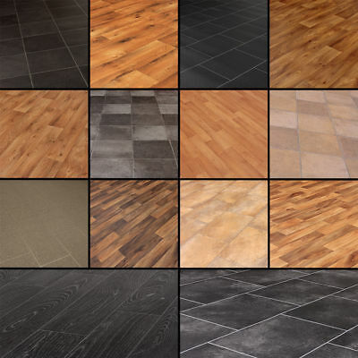 4M! Quality Vinyl Flooring, Slate, Stone, Tiles, Wood Designs. NEW