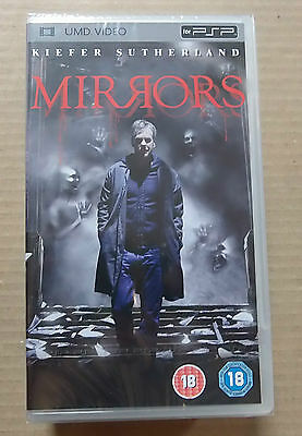 Mirrors  (New & Sealed)(Sony PSP UMD Video)  Free  Postage