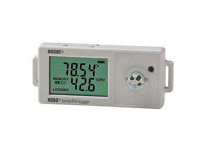Onset HOBO UX100-011 Temperature and Humidity Data Logger