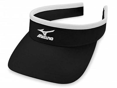 Mizuno Ladies Clip Visor - Black