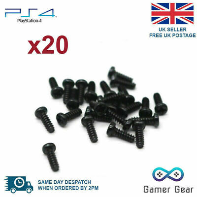 6mm PS4 Controller Screws replacement Philips head x 20