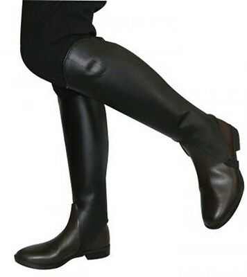 Gaiters - Showcraft smooth leather