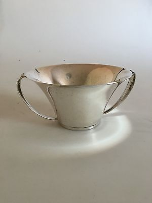 Georg Jensen Sterling Silver Bowl with Handles #753