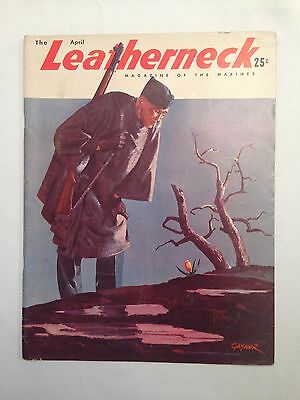 Leatherneck Magazine of the Marines April 1948