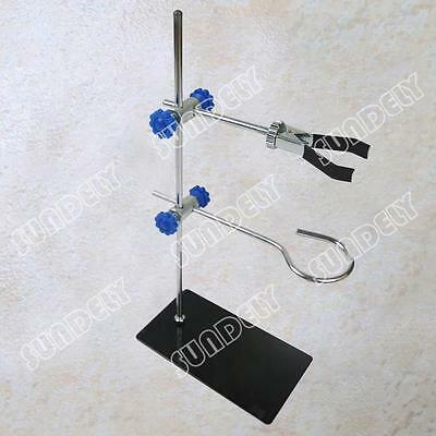 New High 29mm Mini Lab Bracket Retort Support Stands Clamp Flask Alcohol Bottle