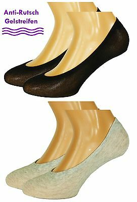 12 Pairs NO SLIPPING mid. weight Foot Cover Socks - Footies - Footlets size 7-9