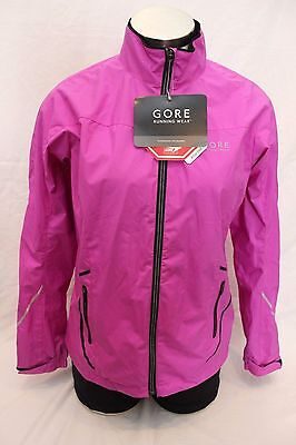 New Gore Women's Essential Windstopper Cycling Running Jacket Medium NWT $160