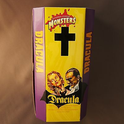 Universal Studio Monsters Dracula Tin Toy Figure Mike Company Made in Japan F/S