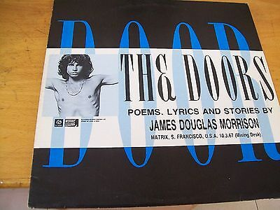 The Doors Matrix San Francisco Usa 10.3.1967   Lp