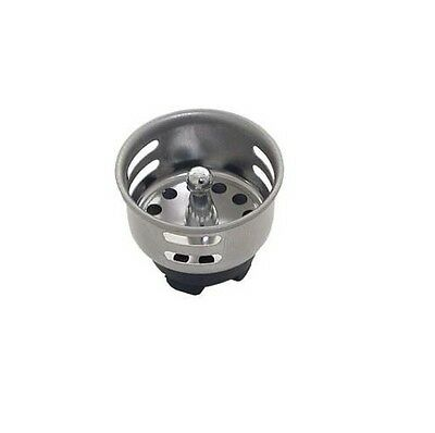 "NEW !!! 1-1/2"" Stainless Steel Bar Sink Strainer"