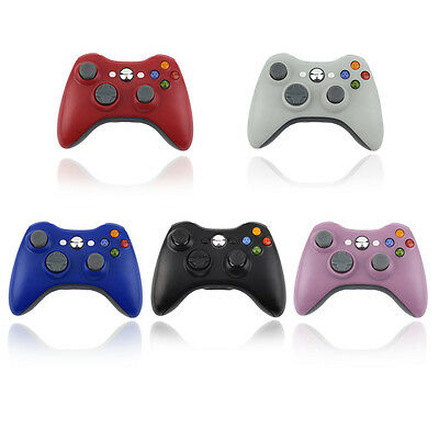 2.4G Game Wireless Controller Gamepad Joystick & PC Receiver for XBOX360 AU