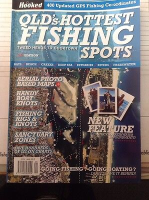 Hooked In Paradise Queensland's Hottest Fishing Spots 10th Edition